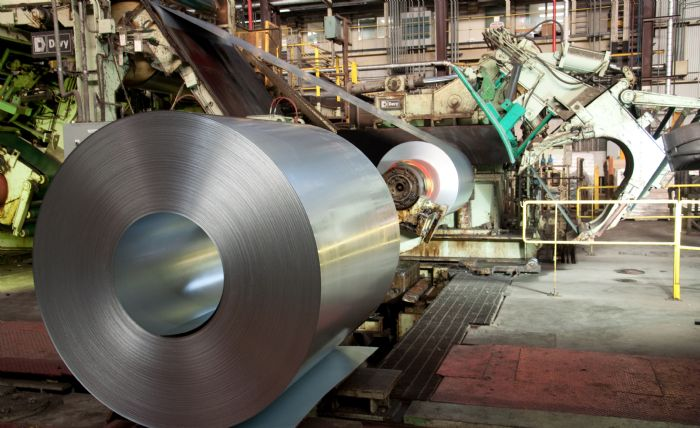 High strength-steels-ArcelorMIttal-hot-dip-galvanized-coil