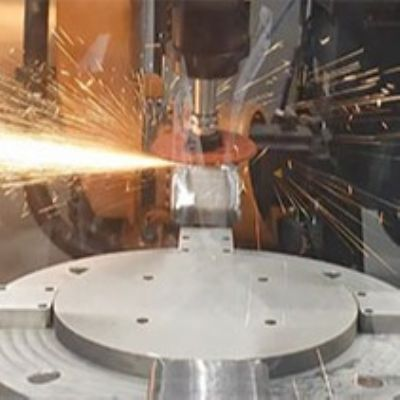 Automated Weld-Grinding System