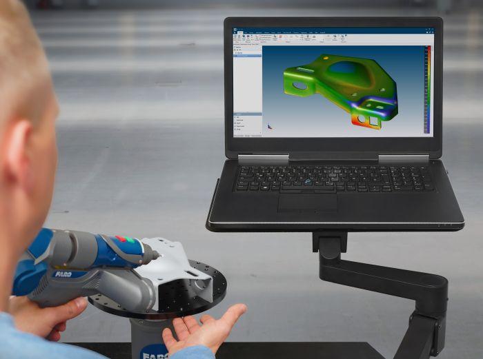 faro CAM22020 metrology software