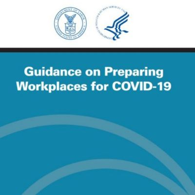 OSHA Publishes Guidance on Preparing Workplaces for COVID-19