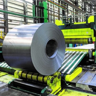 Significant Investment in Automotive-Steel Capabilities