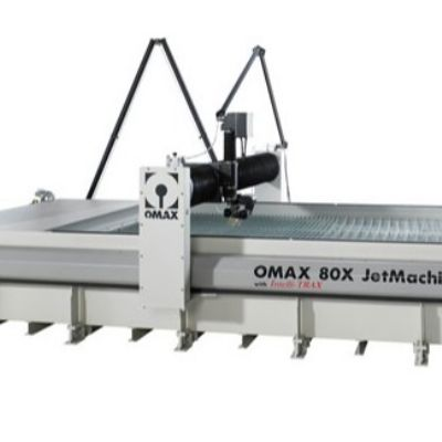 Waterjet Machine with Advanced Taper Compensation