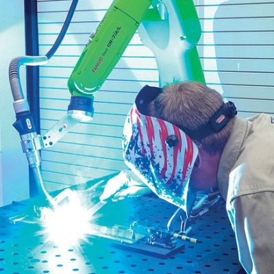 Arc Welding Cobots