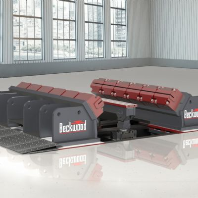 Beckwood to Manufacture Sheet Stretch Forming Machine for Ae...