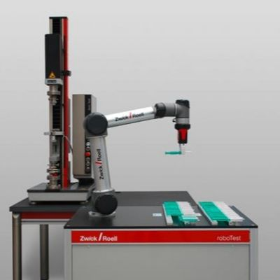 Cobot Setup Offers Pick-and-Place for Material and Product S...