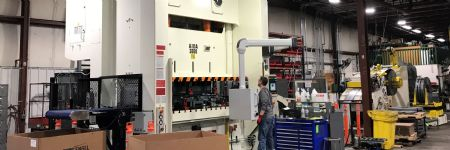 Contract Stamper Invests in Servo