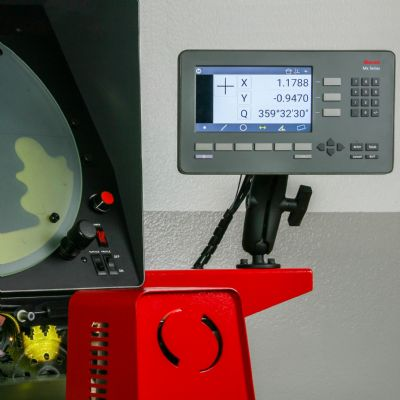 Digital Readout Systems for Optical Comparators