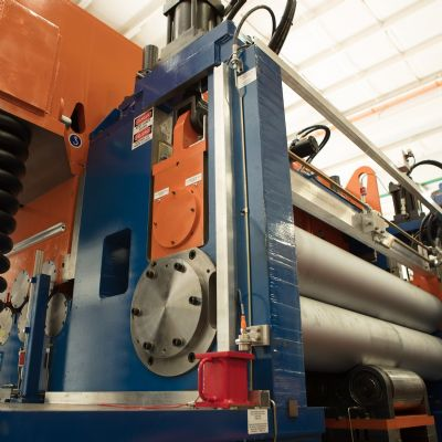 Heavy-Gauge Straightener for Stamping Thick Vehicle Componen...