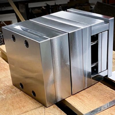 Superior Die Set Fast-Tracks Mold-Base Build for Ventilator ...