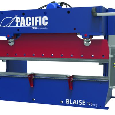 User-Friendly Press Brake Slashes Setups, Pushes Production