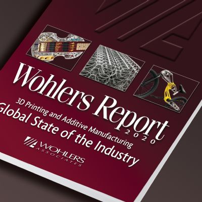 250 AM Applications Detailed in Wohlers Report 2020