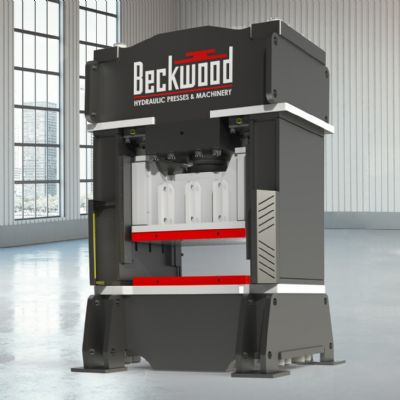2500-Ton Hydraulic Press Headed to Diverse Metal Products