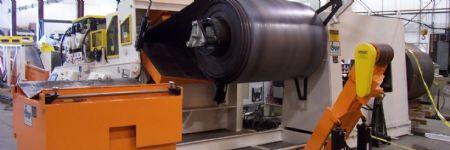 Coil Handling for Higher-Strength Steel
