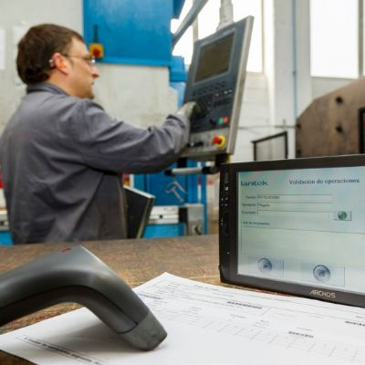 MES Software Turns Shop-Floor Data into Informed Production ...