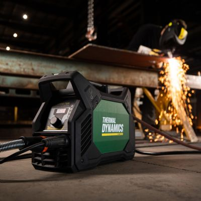 Powerful, Portable Plasma Cutter
