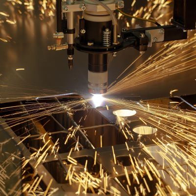 Software Provides Collision Avoidance Between Fiber Laser He...