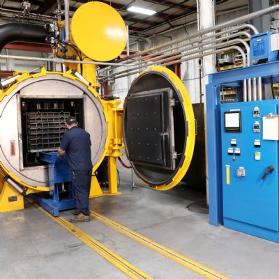 Solar Atmospheres Installs New Gas Nitriding Furnace