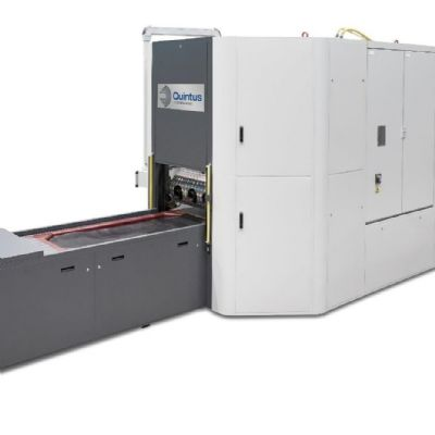 Quintus Technologies Delivers High-Pressure Fluid-Cell Press...