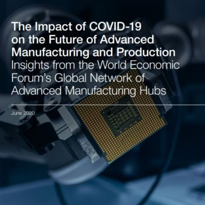 White Paper Reports on the Impact of COVID-19 on Advanced Ma...