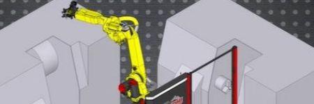 High-Speed Robotic Part-Loading Cel...