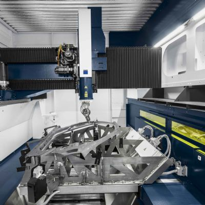 3D Laser Cutting—A Versatile Process for Prototype and Production Shops