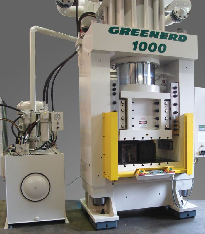 Greenerd-1000-Ton-Hydraulic-Press