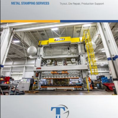 Brochure Highlights Metal Stamping Services of Too...