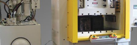Custom Hydraulic Presses and Integrated Automation