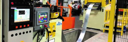 Dallas Industries Delivers Feed Line to Kapco Metal Stamping