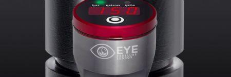Digital Sensor Reads Gas-Spring Pressure