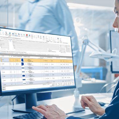 New Fab. Software Version Integrates CAD/CAM, Shop...