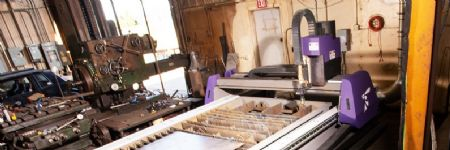 Quick ROI on Plasma Cutting Machine for KS Fabricator