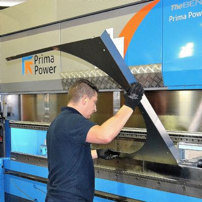 Servo-Electric Press Brakes