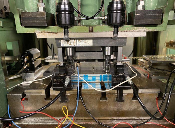Hilma hydraulic clamps