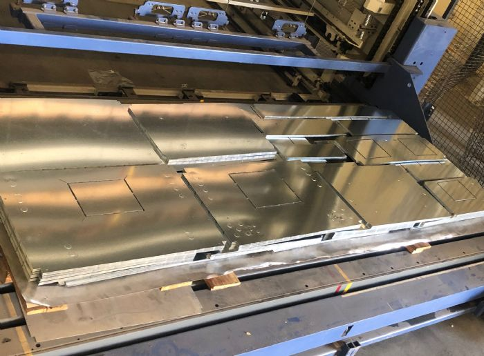 Williams Comfort Products Murata punching