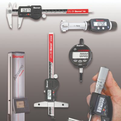 Electronic Precision Measuring Tools and Gauges