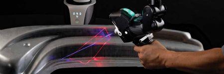 High-Speed Laser Scanner