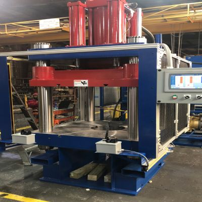 Rely on Hydraulic Presses to Do More