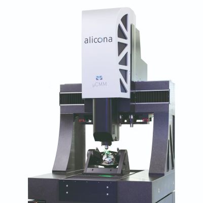Simple-to-Use Optical CMM Includes Surface-Finish Measuremen...