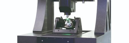Simple-to-Use Optical CMM Includes ...