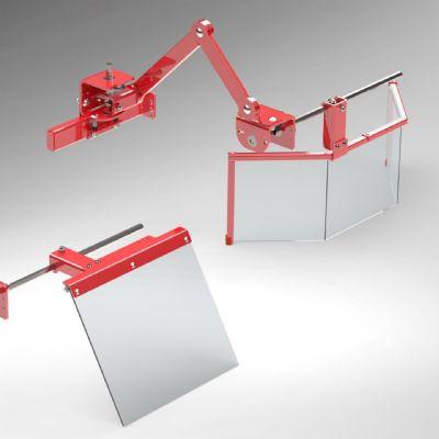 Modular Safety Shields Ease Machine Guarding