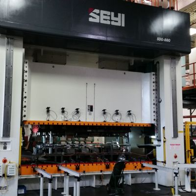 Seyi: Servo Presses for Maximum Productivity
