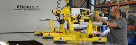 TAB Industries Installs New Laser-Cutting Machine