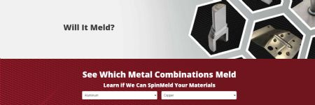 "Coldwater Machine's ""Will It Meld"" Calculator Evaluates Dissimilar-Materials Joining Appli..."
