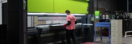Sheet Metal Fabricator Adds Servo-Electric Safan Darley Press Brake, AccurPress 20-ft. She...