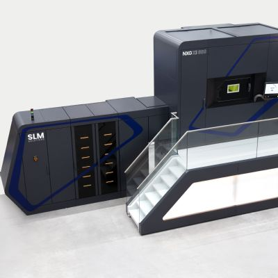 SLM Solutions Debuts 12-Laser AM Machine