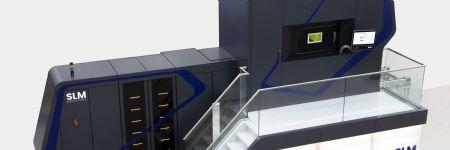 SLM Solutions Debuts 12-Laser AM Machine