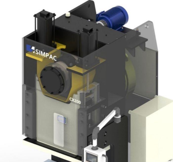 Simpac CX OIl Link Prevention & Cover