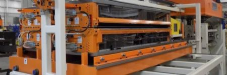 Automatic Feed Introduces Automated Change Tables for Use with Cassette Levelers