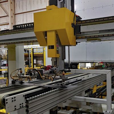 Automation Resuscitates Legacy Press Line